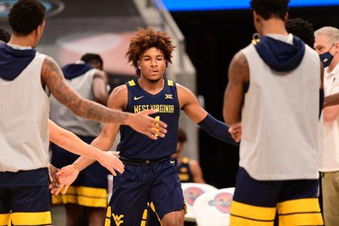 Phill Ellsworth/ESPN Images Miles Deuce McBride men's basketball stock