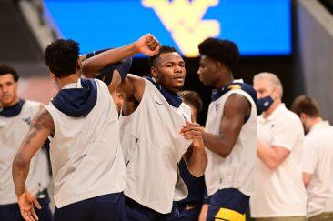 Phill Ellsworth/ESPN Images Oscar Tshiebwe Men's basketball stock