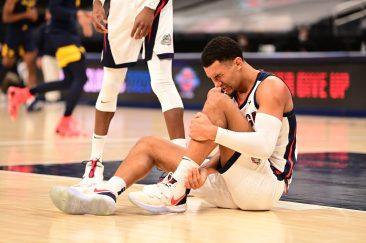 Phill Ellsworth/ESPN Images Gonzaga Jalen Suggs
