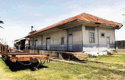 Resultado de imagen para Estación ferrocarril Belén, Heredia