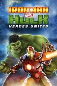 Hombre de Hierro y Hulk Heroes Unidos