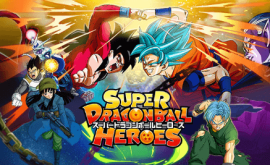 Dragon Ball Heroes الحلقة 1