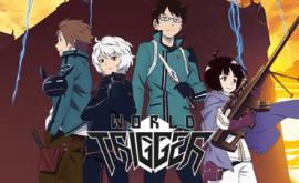 World Trigger الحلقة 1