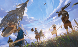 Granblue Fantasy The Animation Season 2 الحلقة 1