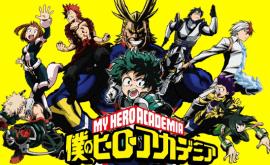 Boku no Hero Academia الحلقة 1