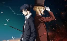 Yuukoku no Moriarty 2nd Season الحلقة 1