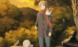 فيلم Natsume Yuujinchou: Ishi Okoshi to Ayashiki Raihousha