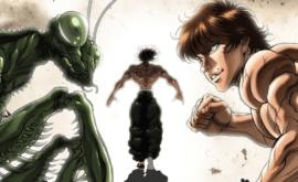 Hanma Baki: Son of Ogre الحلقة 1
