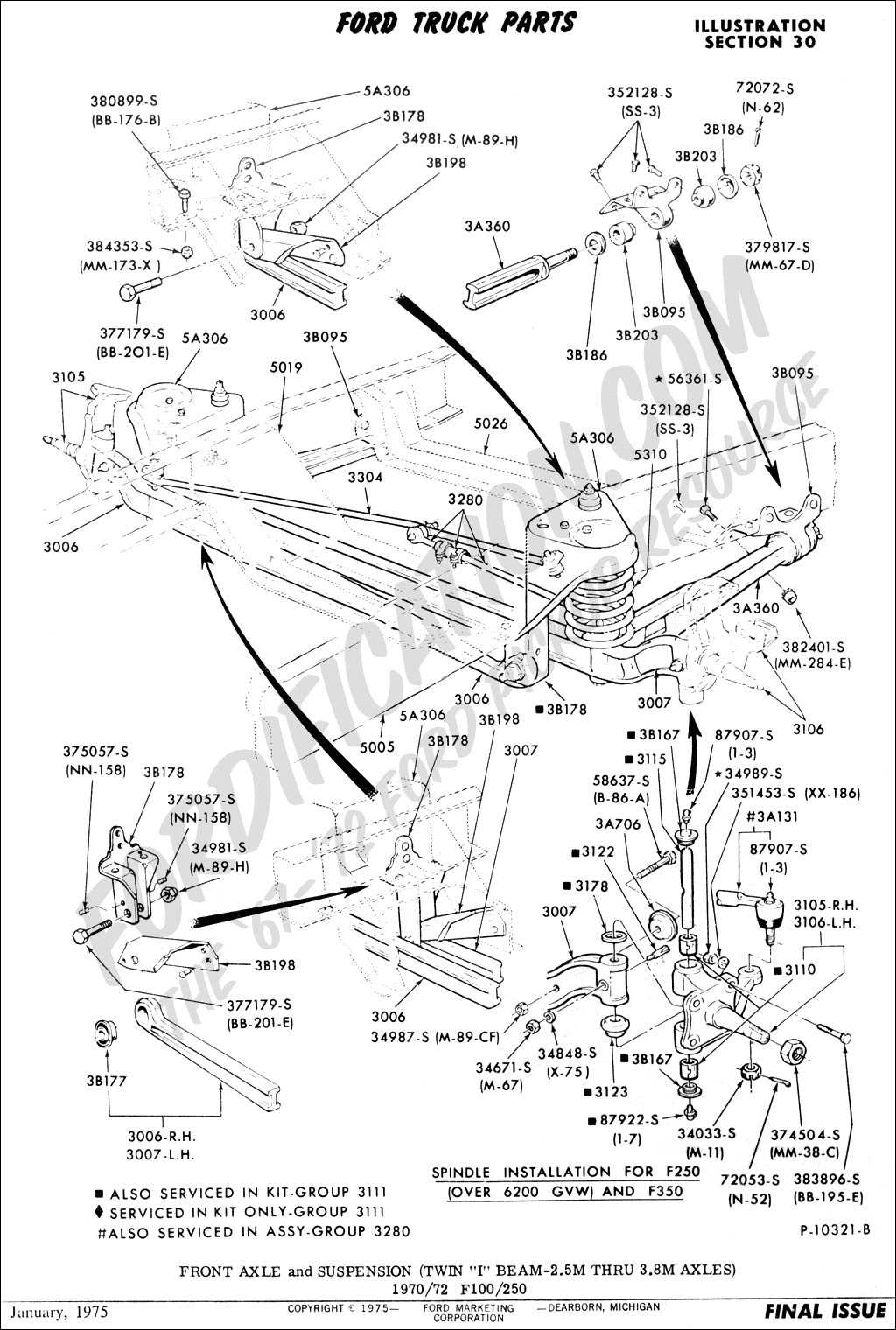 Diagram F250 Front Suspension Diagram Full Version
