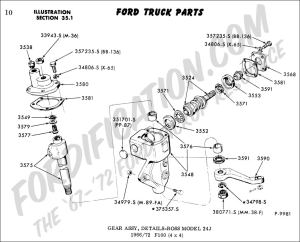 Ford Truck Technical Drawings and Schematics  Section C
