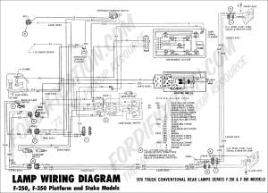 Ford Truck Technical Drawings and Schematics  Section H