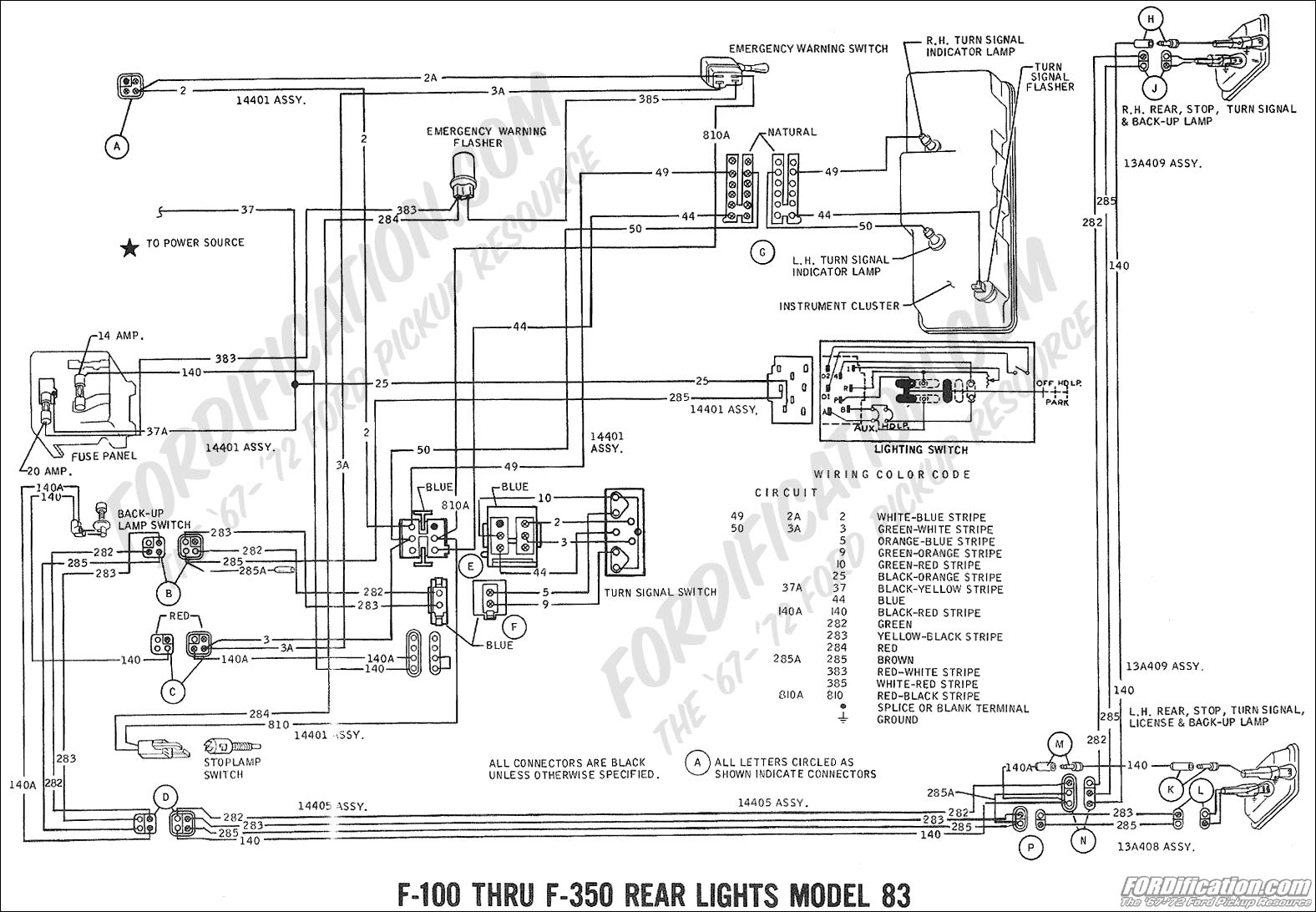 Ford F100 Wiring Harness Diagram Ford Wiring Diagram Images