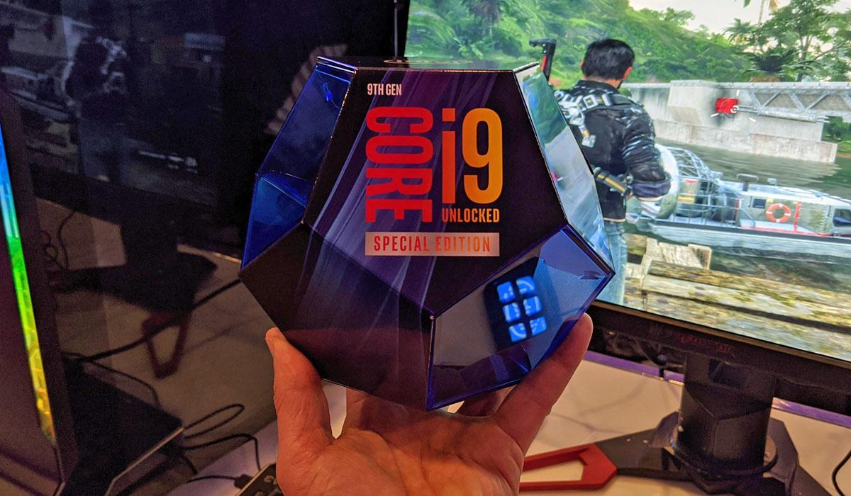 Core i9-9900KS Special Edition intel