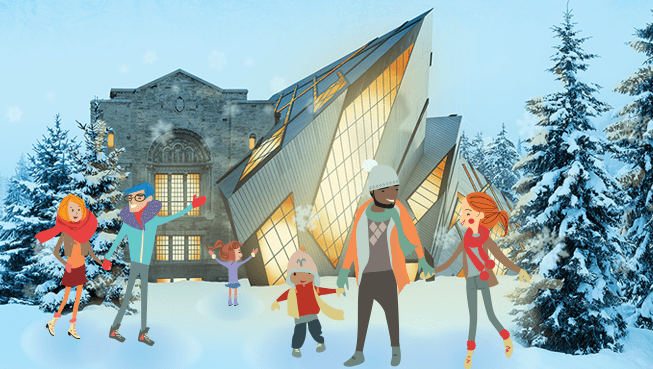 ROM for the Holidays + CONTEST: Family Membership Giveaway!