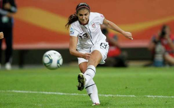 Alex Morgan has World Cup star power - Times Union