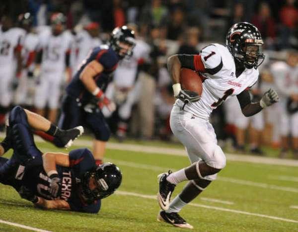 Top 5 area high school running backs - Houston Chronicle