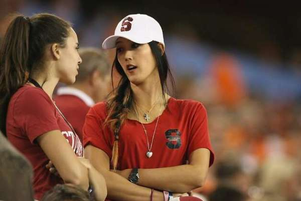 Michelle Wie gets the best of both worlds - SFGate