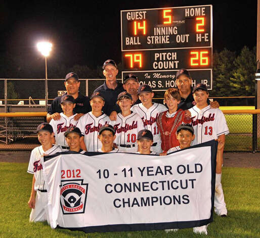 National 11s win state championship - Fairfield Citizen