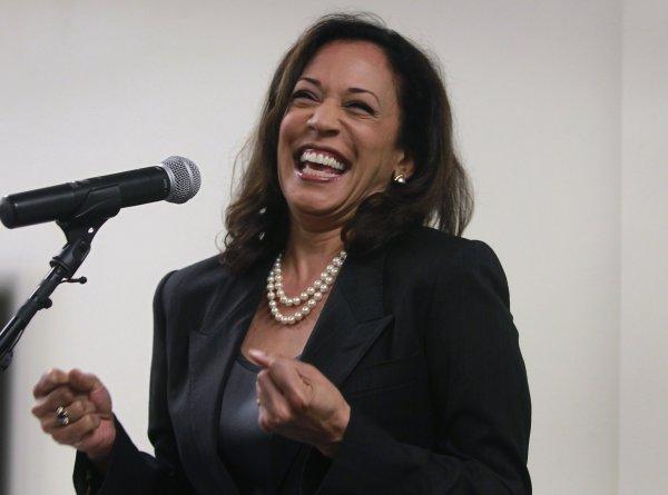 California Attorney General Kamala Harris engaged - SFGate