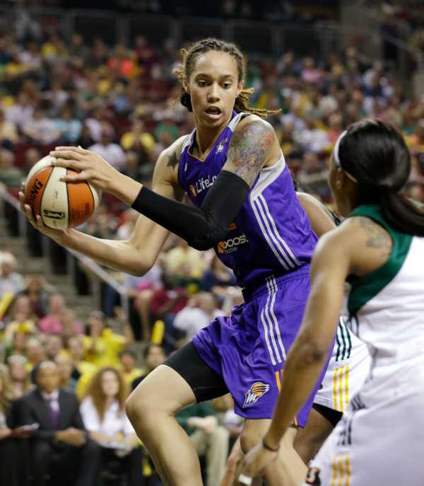 Brittney Griner: independent at last - Houston Chronicle