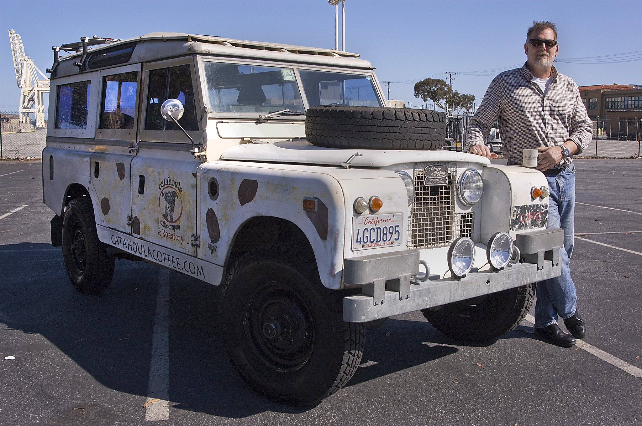 Rebuilt 1967 Land Rover 109 Station Wagon is the Ultimate