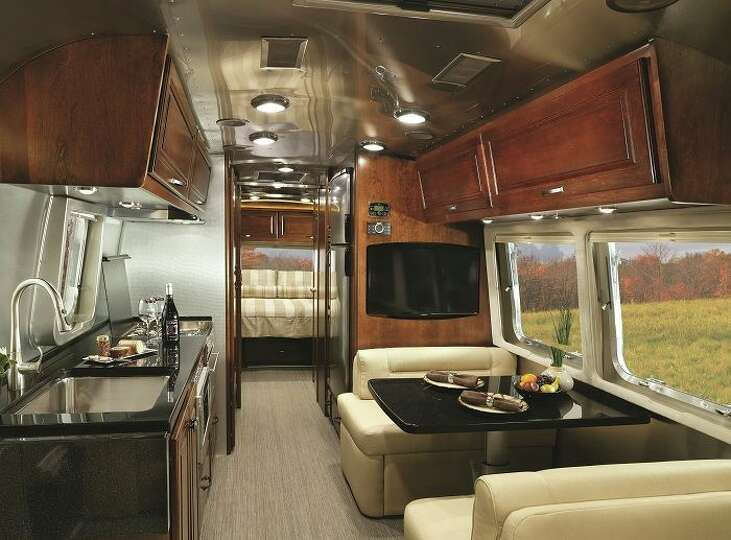 Inside The New 2015 Airstream Classic Photo 698026095345
