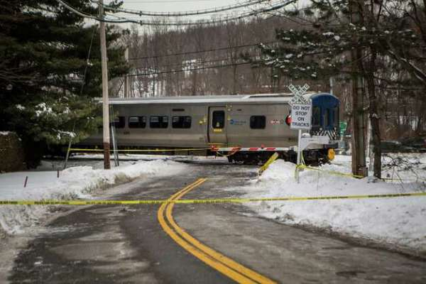 Funeral Friday for driver of SUV in commuter train ...