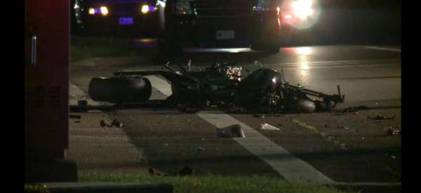 Motorcycle crash leaves one person dead in NW Harris ...