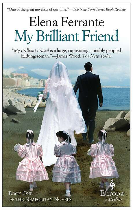 """My Brilliant Friend"" Photo: Europa Editions"