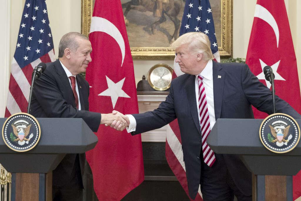 Image result for PHOTOS OF TRUMP FLYNN Recep Tayyip Erdogan