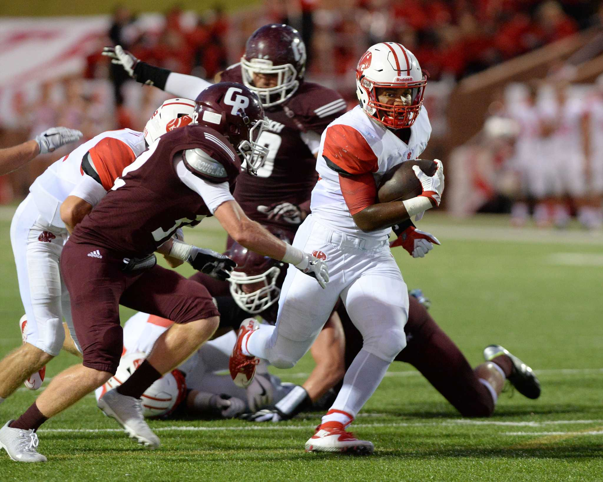 High School Football Preview District 19 6a