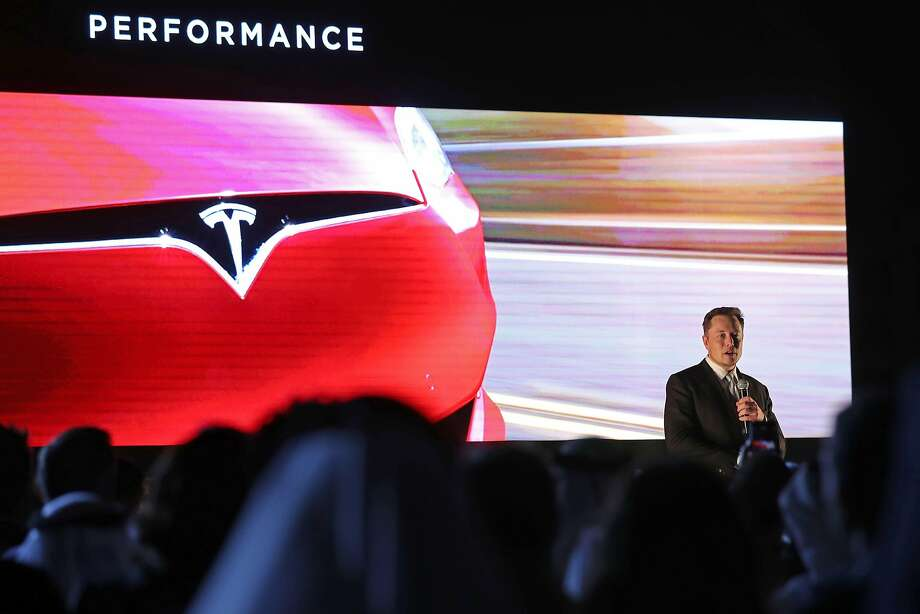 "Tesla CEO Elon Musk favors universal basic income to compensate workers displaced by automation. ""I don't think we are going to have a choice,"" he said at a February event in Dubai. Photo: KARIM SAHIB, AFP/Getty Images"