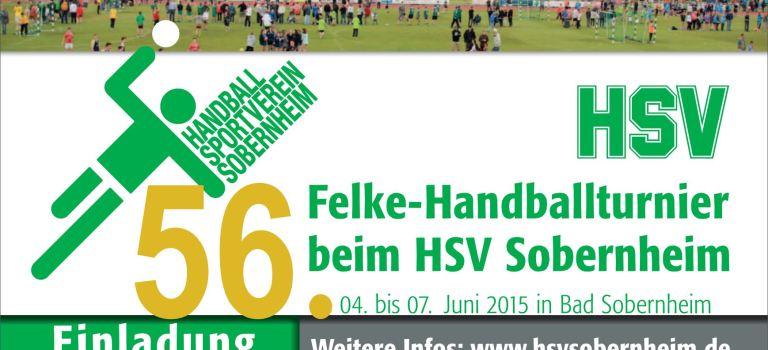 Felke Turnier Einladung 2015