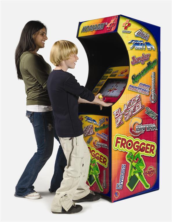 Arcade Machines in UK