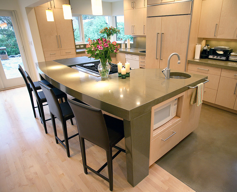 Cheng Design Honors Best in Concrete Countertop Design ... on Modern:egvna1Wjfco= Kitchen Counter Decor  id=16076