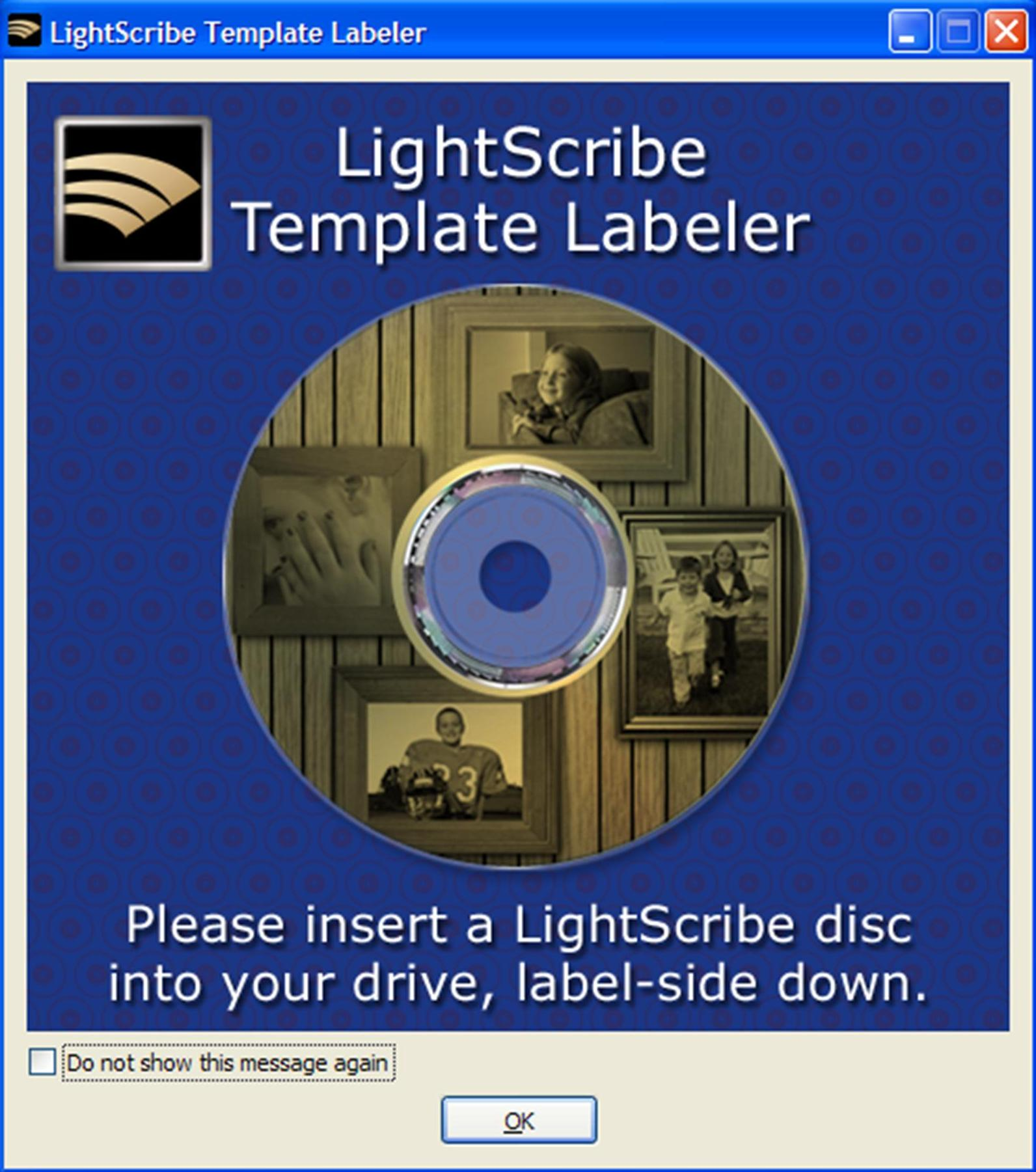 LightScribe Introduces New Template Labeler Software