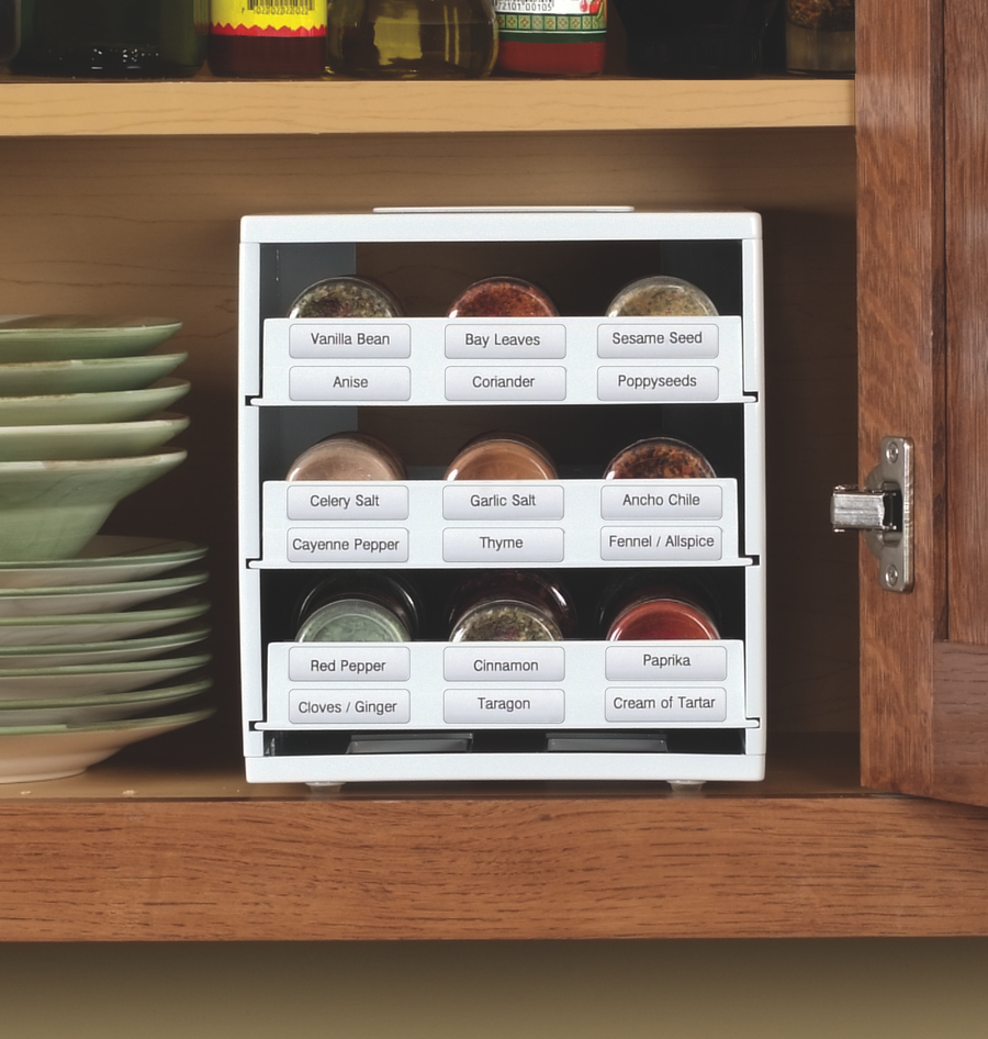 Tough Times Call For Well Stocked Pantry And Spice Rack