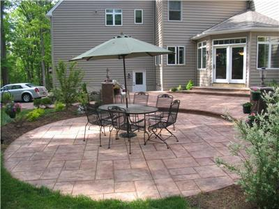 New Website, ConcretePatio.org, Features Patio Shape and ... on Patio Shape Designs id=70873