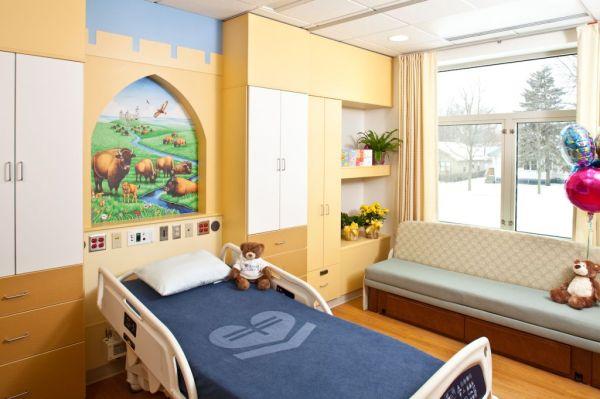 Sanford Children's Hospital Opens New Castle of Care
