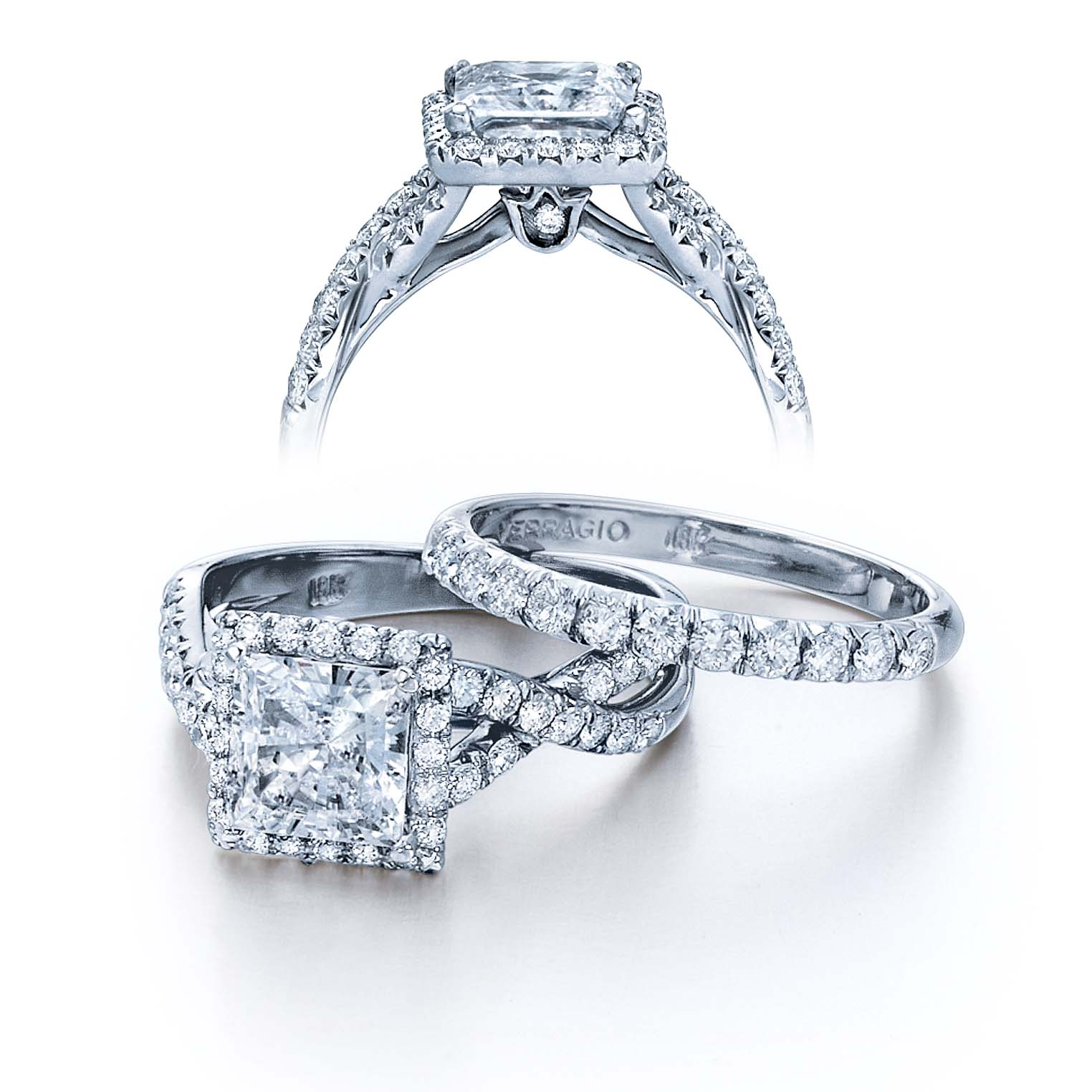 Verragio To Be The First Engagement Ring And Wedding Band