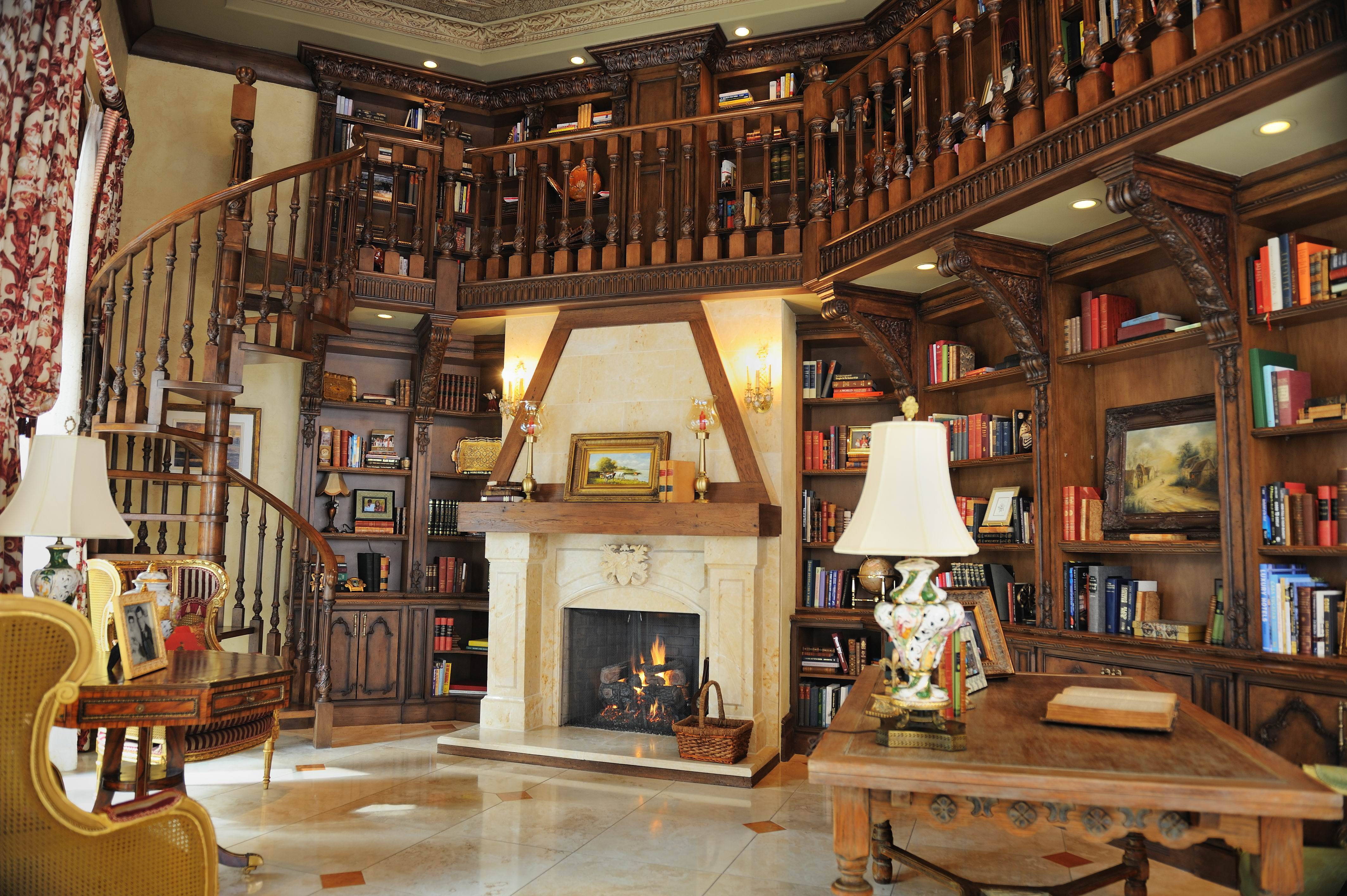Leading Interior Designer Proves Point With 15,000 sq. ft ... on Dream Home Interior  id=75146