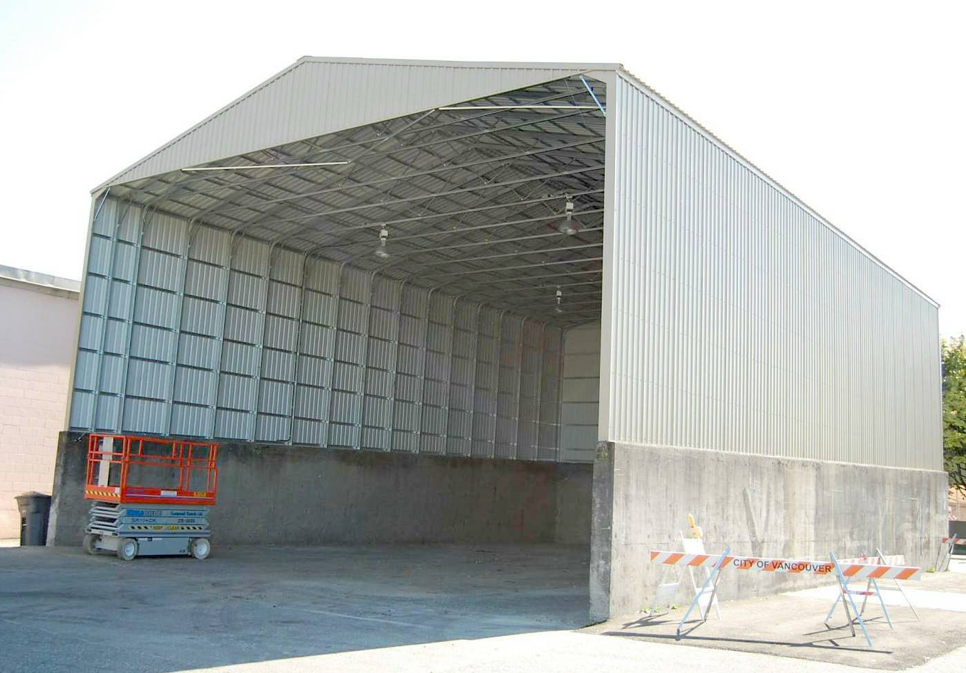 Metal Building Installation Opportunities Offered By