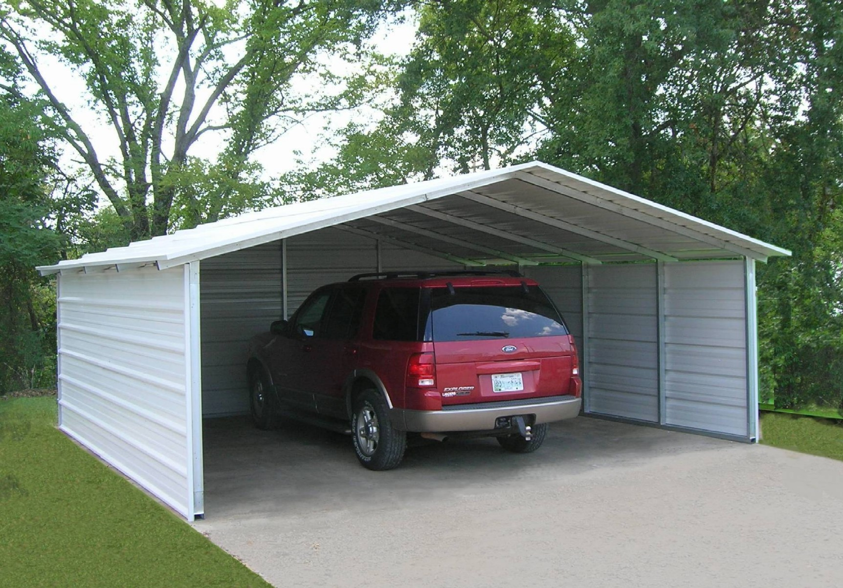 Carports Designed by VersaTube Offer Elegance and More ...