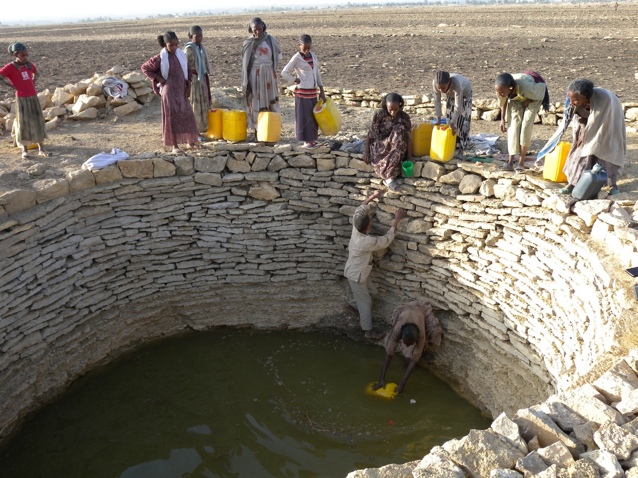 Women Can T Do Anything Water Campaign No Water