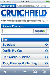 crutchfield mobile