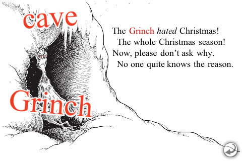 How the Grinch Stole Christmas | Pineneedlesandpapertrails