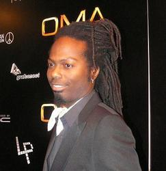 Nhojj at the OUTMusic Awards 2009