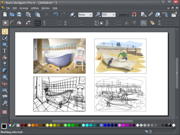 Two New Releases - Xara Photo & Graphic Designer 6 and ...