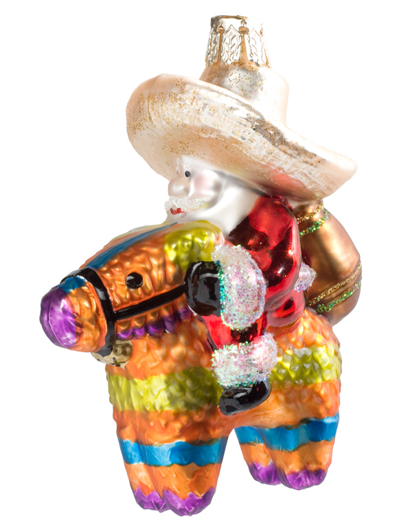CasaQ Hispanic Ornament Collection Sparkles At Macys This