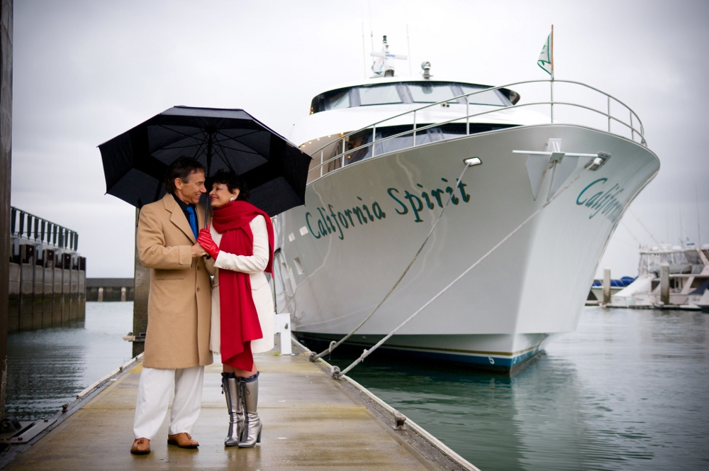 Yacht Connections International Owner Marti McMahon Weds